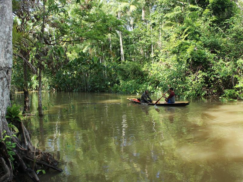 Território Quilombola Ressaca da Pedreira no Amapá. Foto: Maria Celina Carvalho